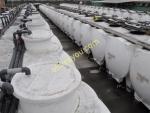 Yatay Ayaklı Zeytin Stoklama Tankı