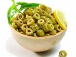 600 gr Dilimli Yeşil Zeytin Salatası