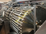 OLIVE PITTING AND STUFFING MACHINEWITH 24 BLADES