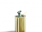 175 ml(0,175L) Kapaklı Boş Teneke Zeytinyağlık